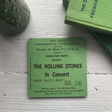 Load image into Gallery viewer, Rolling Stones City Hall Coaster