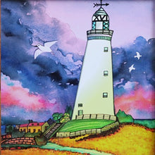 Load image into Gallery viewer, The Lighthouse A4 unframed print