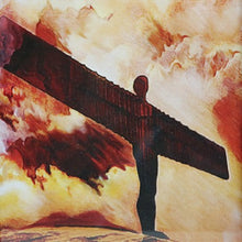 Load image into Gallery viewer, Angel of the North A4 unframed print