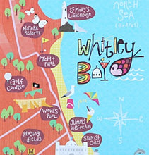 Load image into Gallery viewer, Whitley Bay postcard