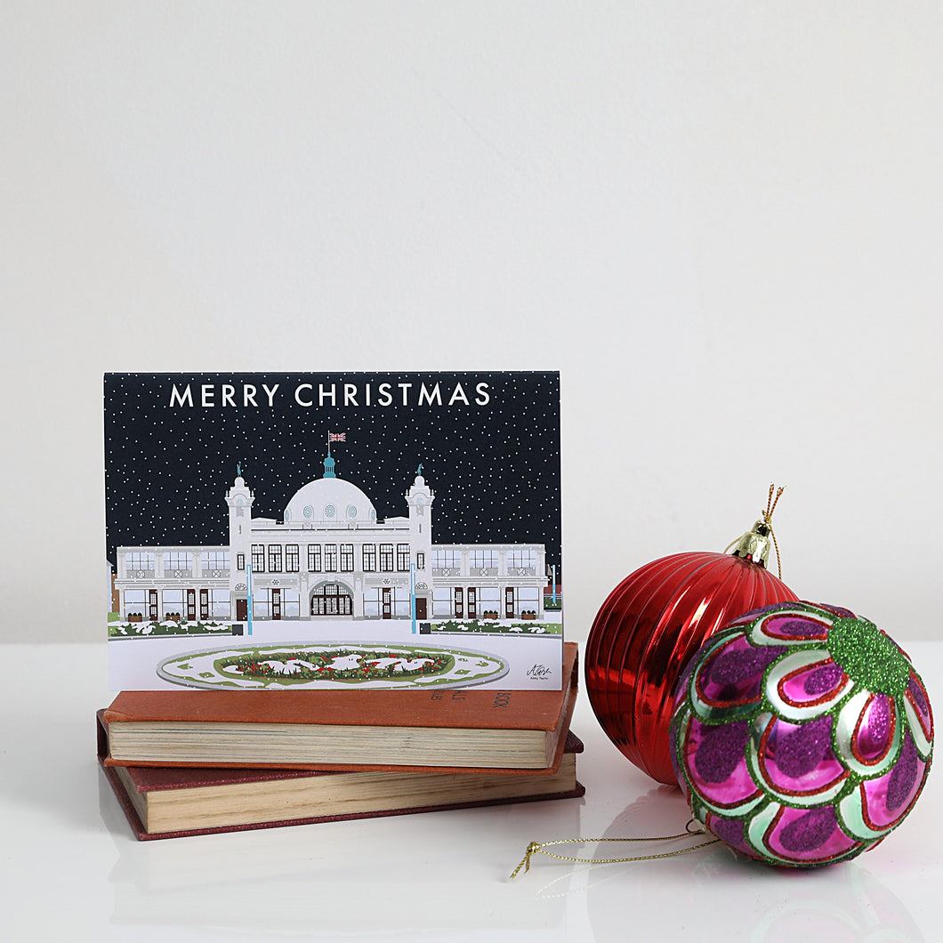 Christmas at Spanish City - PACK OF 5 CARDS