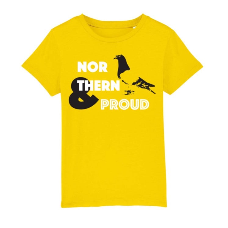 Northern and Proud Children's T-Shirt