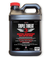 FILLED 1 Gallon TRIPLE THREAT Disinfectant
