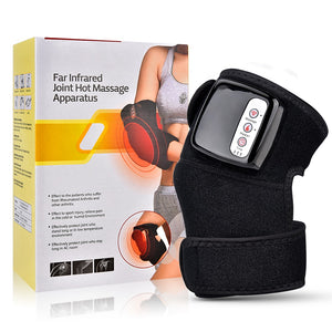 Knee Massager with Heat for Joint Pain Relief