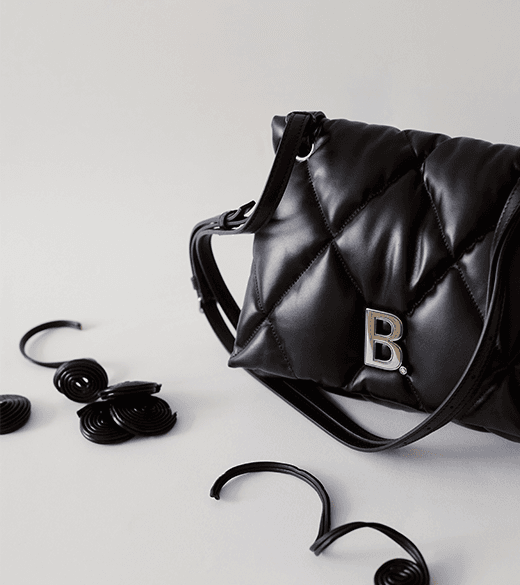Touch Puffy Bag By Balenciaga