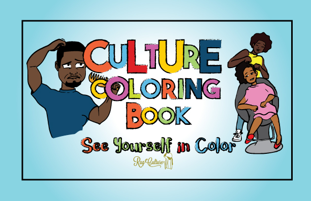 Coloring book - RagCulture