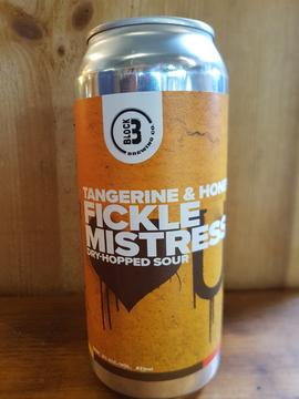 Fickle Mistress Honey + Tangerine - Block 3