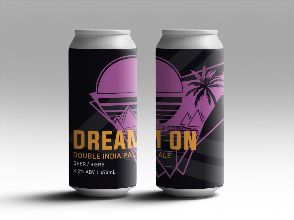 Dream On DIPA - Counterpart
