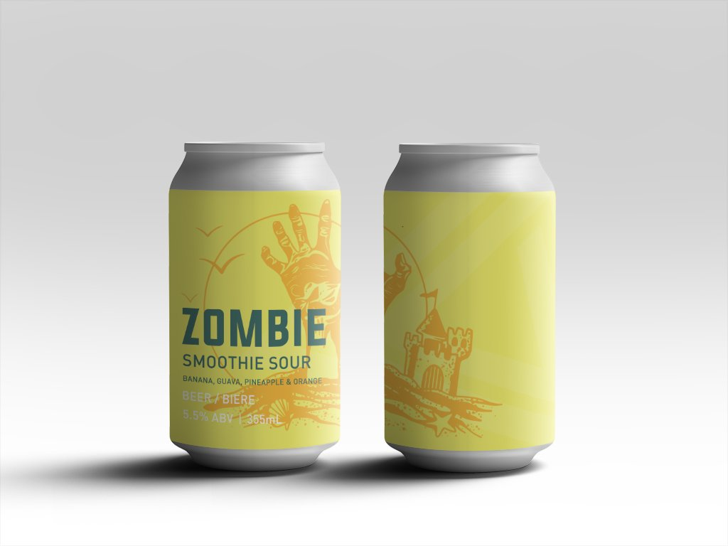 Zombie Smoothie Sour - Counterpart