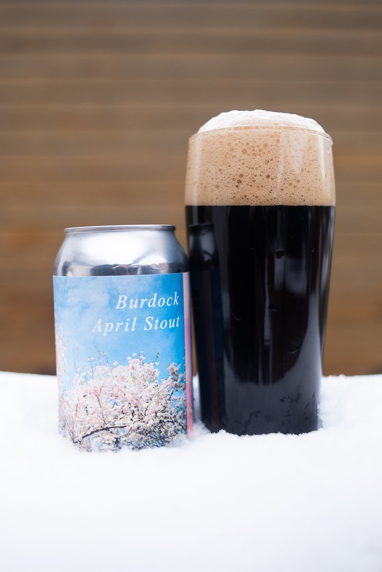April Stout - Burdock