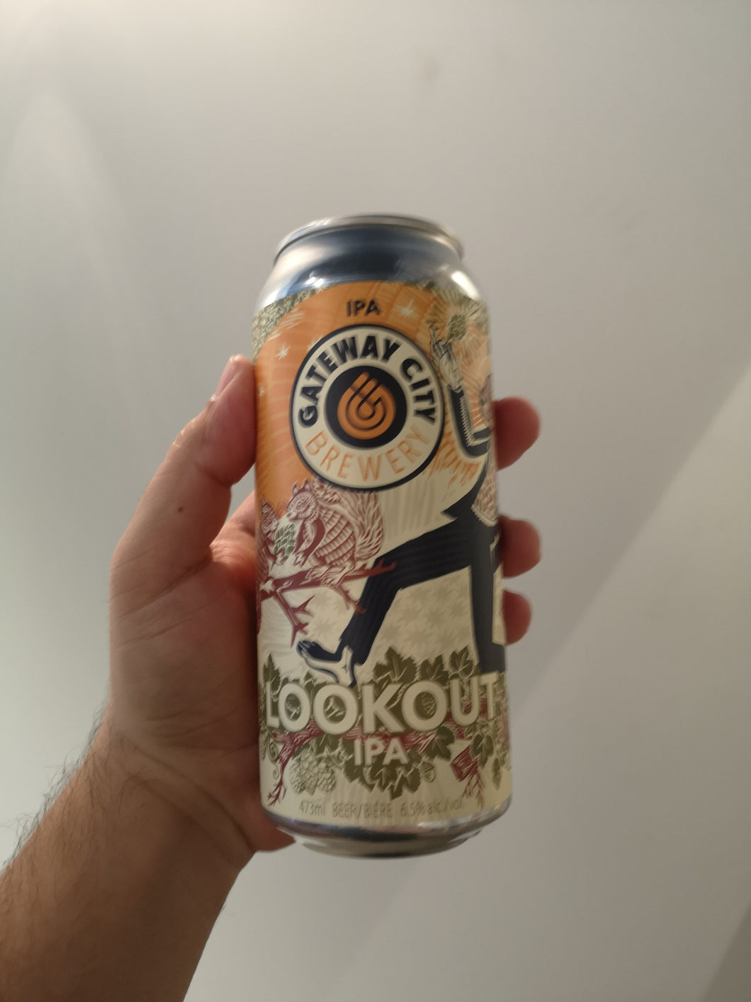 Lookout #3 - IPA - Gateway City