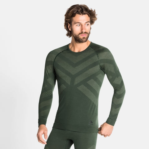 Men's NATURAL + KINSHIP WARM Long-Sleeve Baselayer