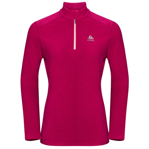 Womens Le Tour 1/2 zip Mid Layer