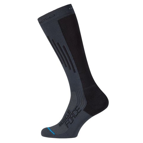 Muscle Force Light Socks Black 2019