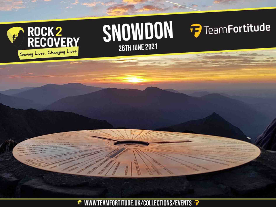 26th June 2021 - 3 Peaks 3 Months - Snowdon