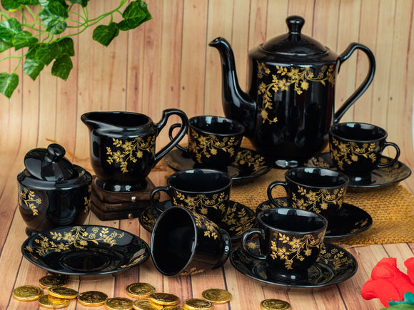 BLACK TEA CUP SET