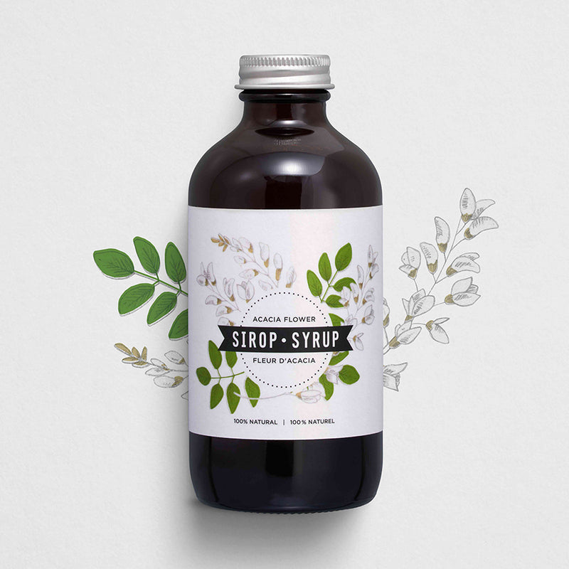 ACACIA FLOWER SYRUP
