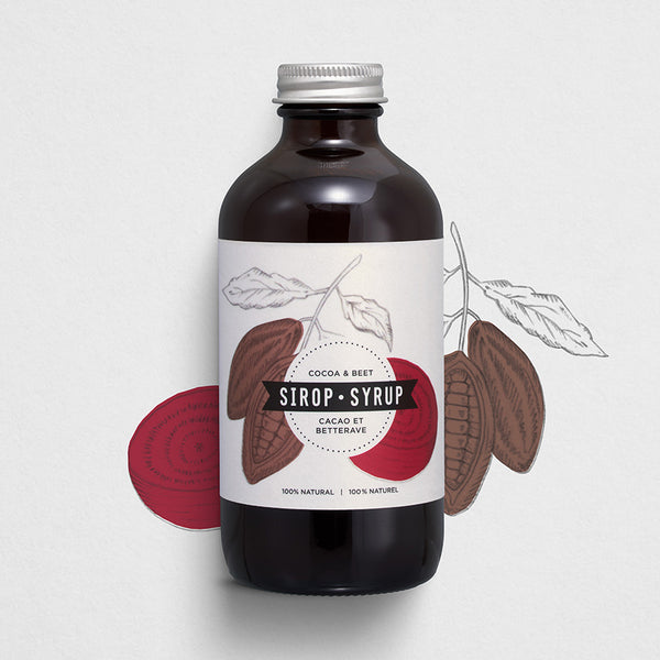 SIROP CACAO & BETTERAVE