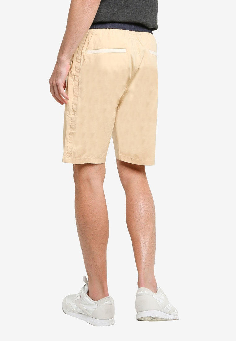 Chino Shorts With Belt