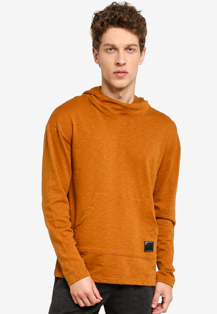 Basic Hoodies with Kangaroo Pocket - UniqTee Tokyo Style