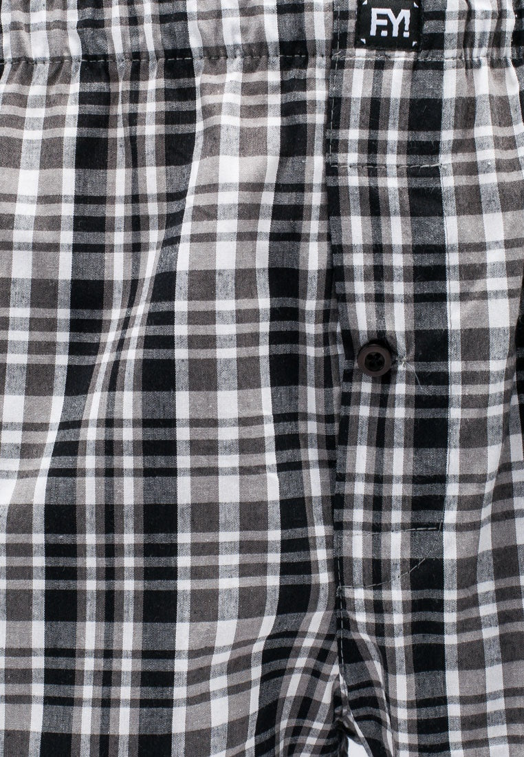 2-Pack Cotton-Poplin Boxers