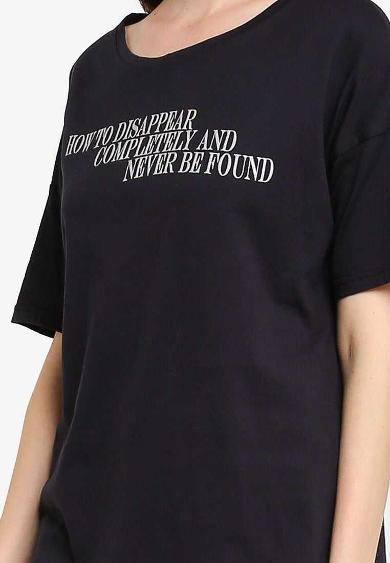 How To Disappear Tee
