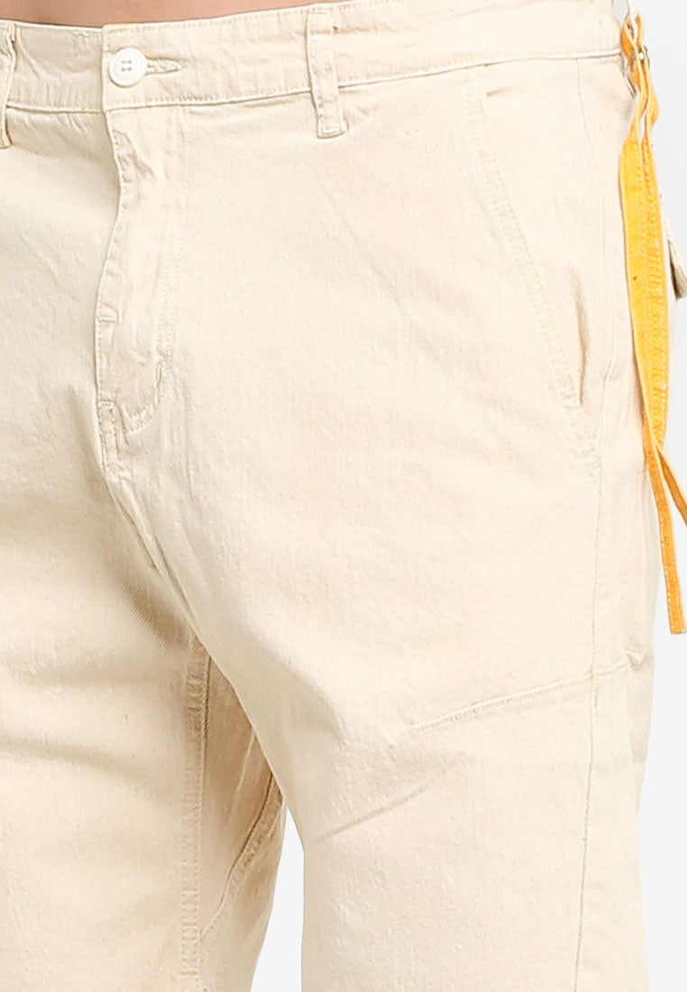 Summer Denim Shorts With Pocket