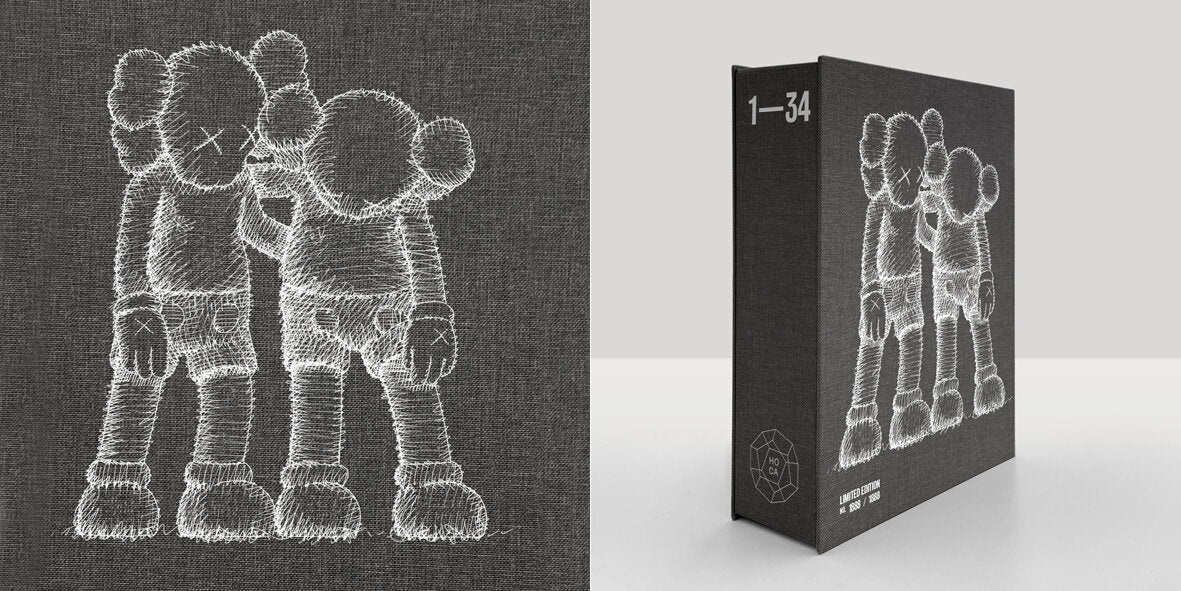 UNBOXING A KAWS EXCLUSIVE!