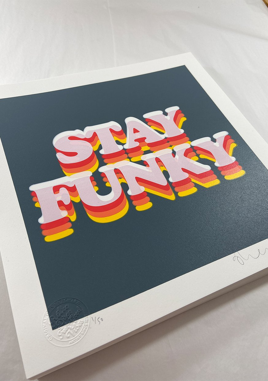 Stay Funky