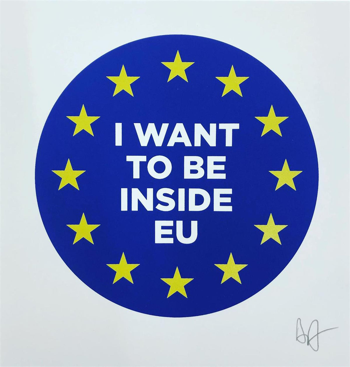 I Want To Be Inside EU