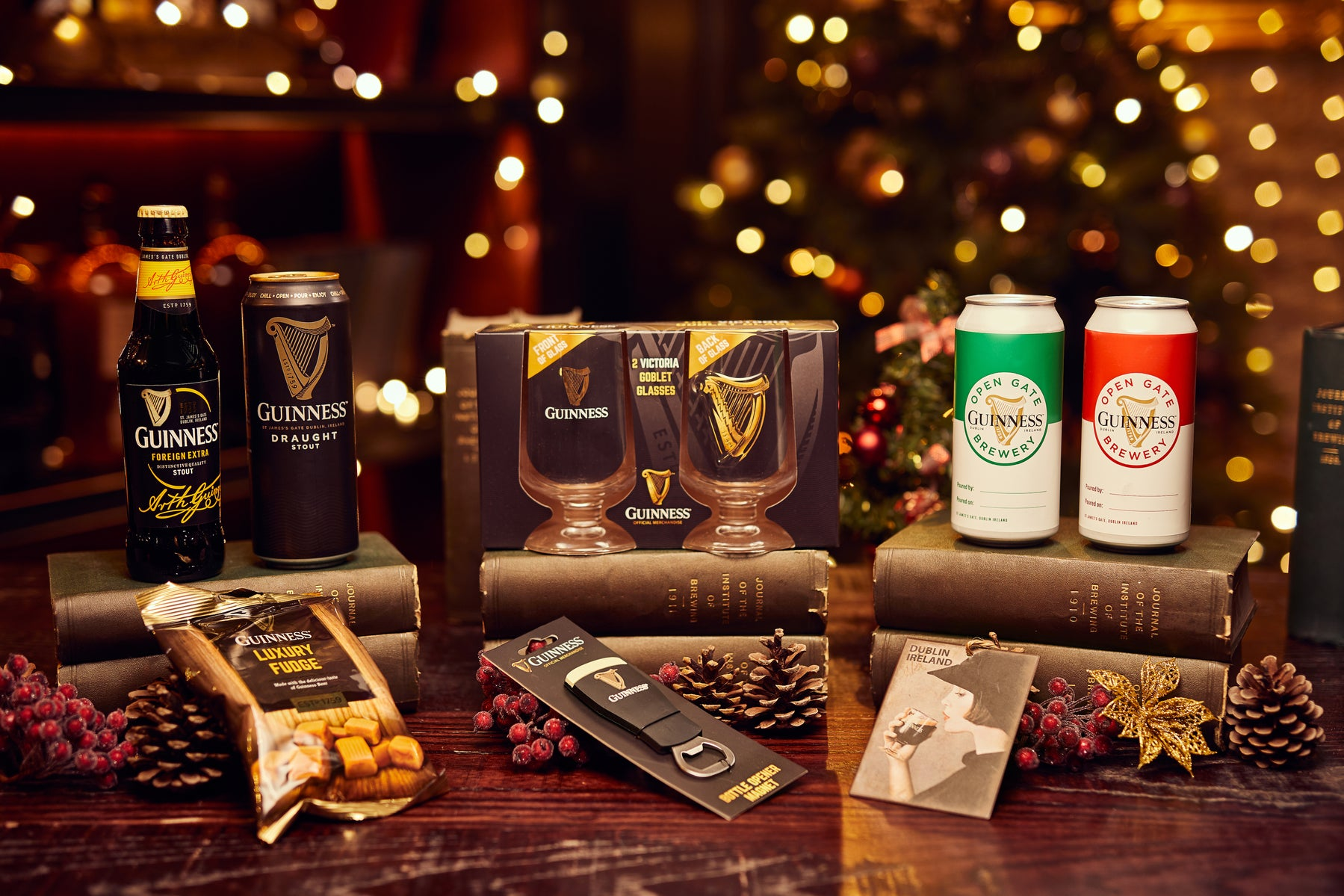 Official Guinness Iconic Kit