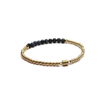 Gold Bracelets with magnetic clasp