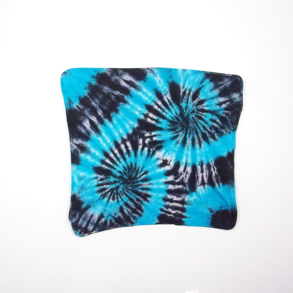 Tie Dye Baby Blanket Double Spiral Infant Blanket Soft Cotton Receiving Blanket - ID 10000BB