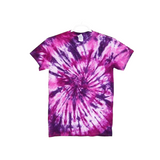Tie Dye Spiral Gildan Ultra Cotton Short Sleeve 6 ounce Heavy Weight T Shirts Adult Sizes S M L XL 2XL 3XL 4XL 5XL