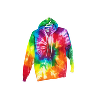 Tie Dye Hoodie Zipper Hoodie Pullover Hoodless Sweater Sweatshirt Options Spiral S M L XL 2XL 3XL Heavyweight