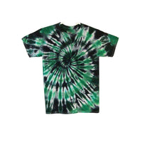 Tie Dye Short Sleeve T Shirt Spiral Sizes Infant Toddler Youth Adult - ID 10415.3