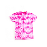 Tie Dye Short Sleeve T Shirt Fish Scales Sizes Infant Toddler Youth Adult - ID 105065.3