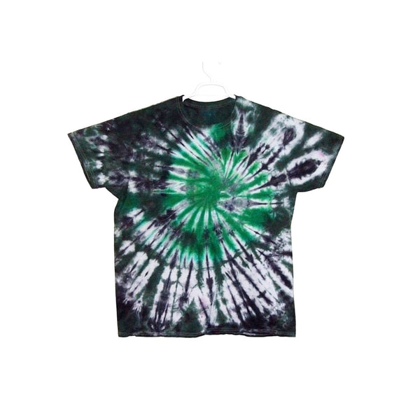 Tie Dye Short Sleeve T Shirt Spiral Sizes Infant Toddler Youth Adult - ID 10565.3