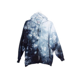 Tie Dye Hoodie Zipper Hoodie Pullover Hoodless Sweater Options Crinkle Adult S-3XL - ID 2036HS