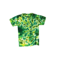 Tie Dye Short Sleeve T Shirt Crinkle Sizes Infant Toddler Youth Adult - ID 20375.3