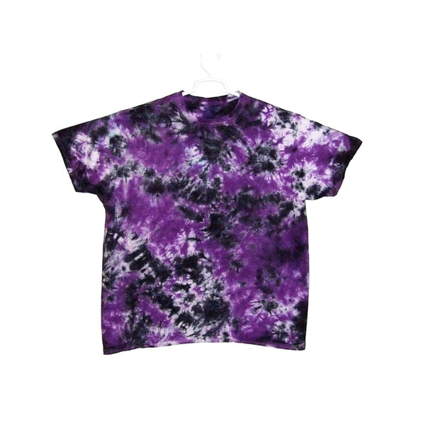 Tie Dye Short Sleeve T Shirt Crinkle Sizes Infant Toddler Youth Adult - ID 20575.3