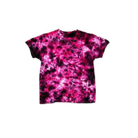 Tie Dye Short Sleeve T Shirt Crinkle Sizes Infant Toddler Youth Adult - ID 20705.3