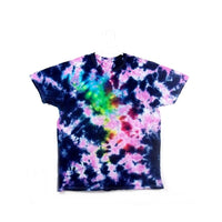 Tie Dye Short Sleeve T Shirt Crinkle Sizes Infant Toddler Youth Adult - ID 20835.3