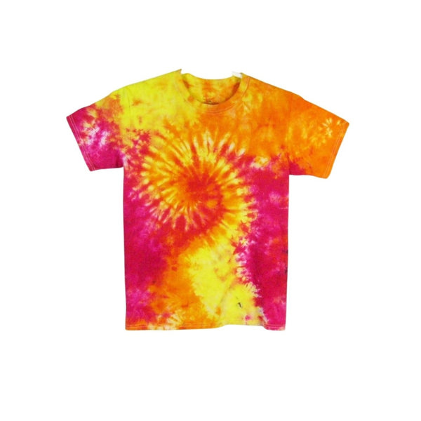 Tie Dye Short Sleeve T Shirt Galaxy Swirl Sizes Infant Toddler Youth Adult - ID 30315.3
