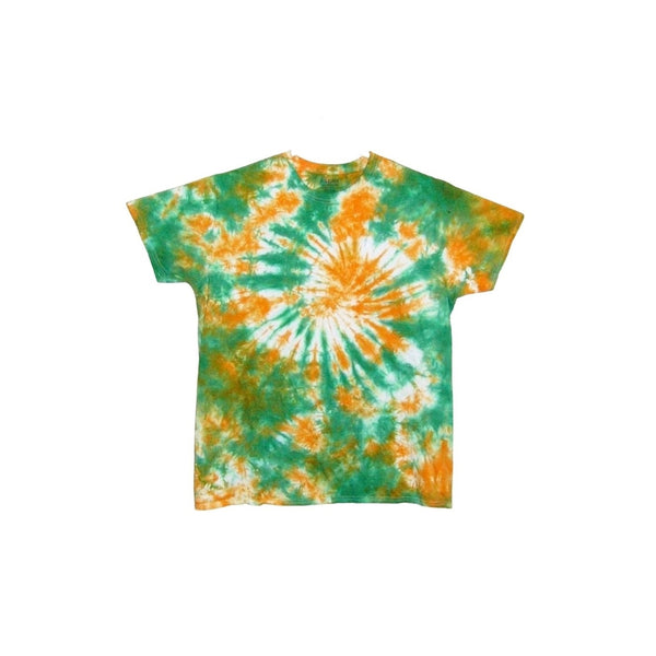 Tie Dye Short Sleeve T Shirt Galaxy Swirl Sizes Infant Toddler Youth Adult - ID 30555.3