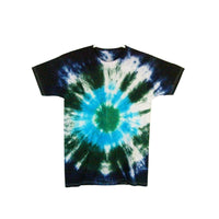 Tie Dye Short Sleeve T Shirt Bull's Eye Sizes Infant Toddler Youth Adult - ID 60205.3