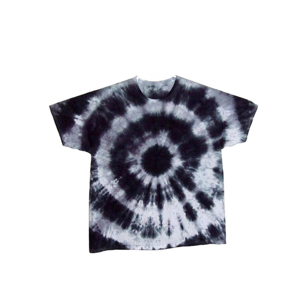 Tie Dye Short Sleeve T Shirt Bull's Eye Sizes Infant Toddler Youth Adult - ID 60235.3