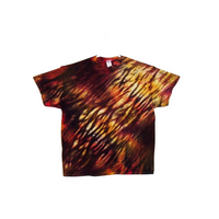 Tie Dye Shibori Gildan Ultra Cotton Short Sleeve 6 ounce Heavy Weight T Shirts Adult Sizes S M L XL 2XL 3XL 4XL 5XL