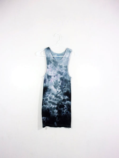 Tie Dye Tank Top ( Ribbed )