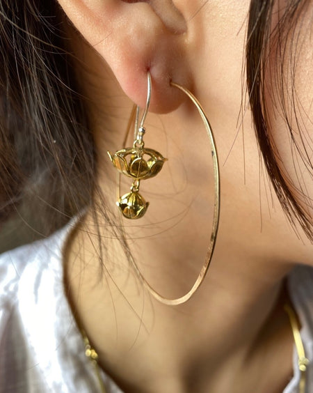 Hari Earrings - satomistudio
